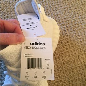 Yeezy Boost V2 350 White